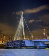 Bridge in Rotterdam